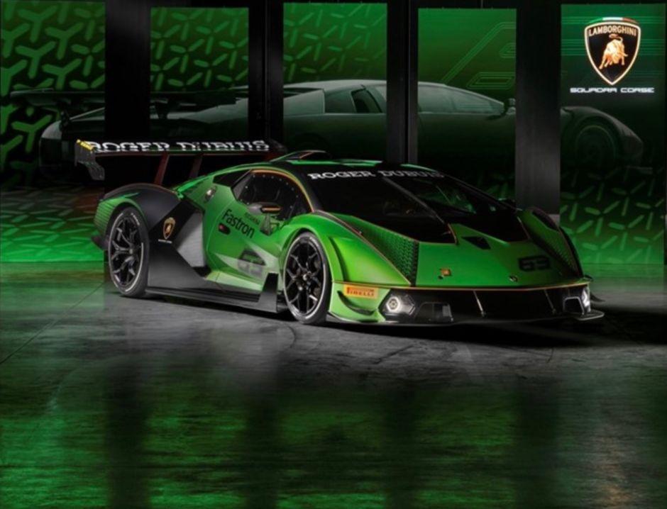 El nuevo superdeportivo de Lamborghini no es legal para conducir en vías públicas