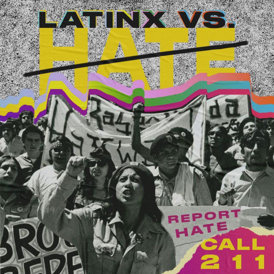 Campaña LA vs. Hate intenta terminar combatir el odio