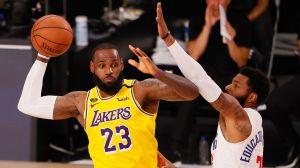 El 'Rey' está de vuelta, LeBron comanda a los Lakers en el regreso de la NBA