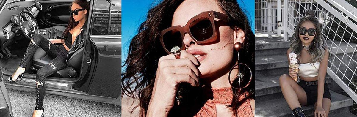 5 estilos de lentes de sol que no te pueden faltar este verano