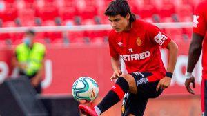 """VIDEO: el """"Messi Mexicano"""" tuvo su novatada en el Mallorca"""