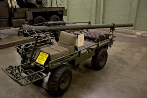 """Conoce el Willys M274, la particular """"mula mecánica"""" que usó el ejército americano en la Guerra de Vietnam"""