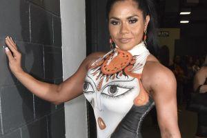 Maripily Rivera se estira su tanga amarilla y presume su nuevo look
