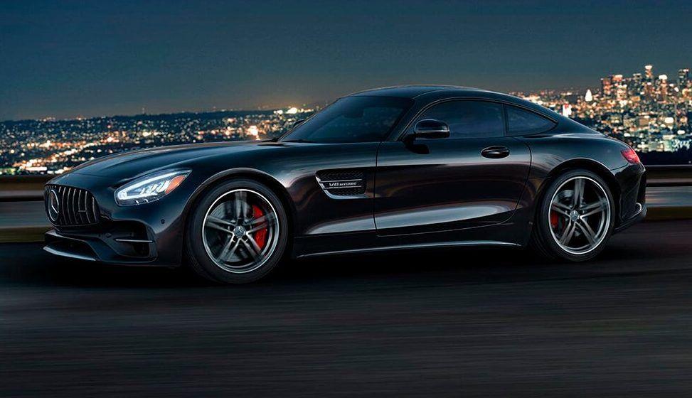 Mercedes-AMG GT 2020. Crédito: Cortesía Mercedes-Benz.