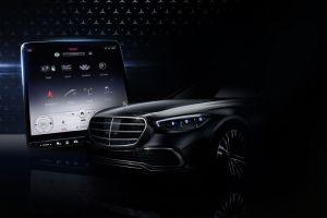 Conoce el interior del lujoso Mercedes-Benz S-Class 2021
