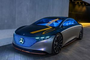 ¡Tiembla Tesla! Mercedes Benz lanza auto eléctrico que superará al Model S