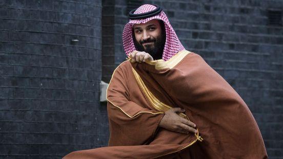 Mohammed bin Salman Newcastle