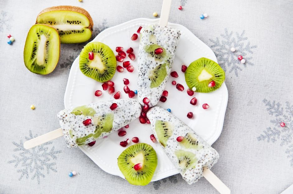 Paletas yogur Яна Тикунова de