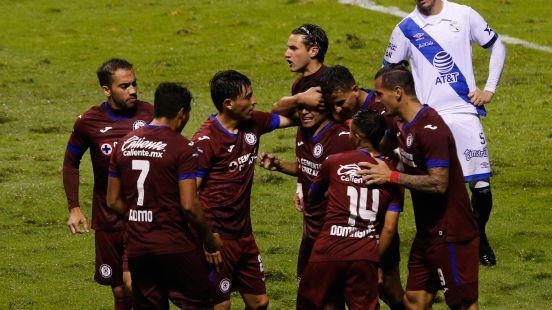 Puebla 1-1 Cruz-Azul