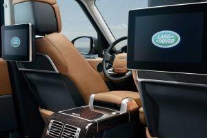Jaguar Land Rover desarrolla pantalla de infotenimiento para los autos que opera sin necesidad de tocarse
