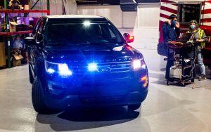 La actualización de software de Ford permite que los policías maten el coronavirus con calor