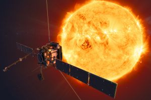 NASA publica las fotos más cercanas al Sol que se han tomado nunca
