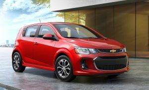 El Chevrolet Sonic llega a su fin y un nuevo SUV ocupará su lugar en Estados Unidos