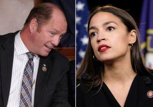 "Congresista republicano llama ""fuck*** bit** a Alexandria Ocasio-Cortez"