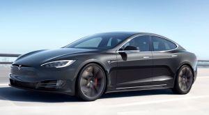 Así es el Tesla Model S personal de Elon Musk con un color prototipo único