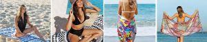 Las toallas de playa más originales y populares para usar este verano