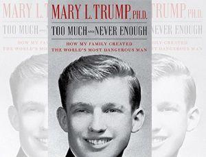 Juez da luz verde a libro que Trump no quiere que salga, escrito por su sobrina