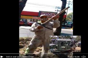 VIDEO: Empleados firmaron sentencia de muerte por burlas al Mencho y el CJNG, aseguran