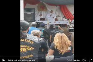 VIDEO: Padre Pistolas acusa a gobernador de Guanajuato de dar armas al CJNG y a huachicoleros