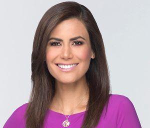 Vanessa Hauc presentará el nuevo noticiero nocturno de fin de semana de Telemundo