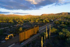 5 sitios donde los ecologistas quieren derrumbar el muro de Trump