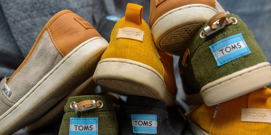 5 diseños de zapatos Tom's que se ajustan a cualquier presupuesto
