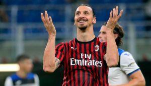"""""""Soy como Benjamin Button"""": Zlatan manda mensaje a detractores tras marcar un doblete con el Milán"""