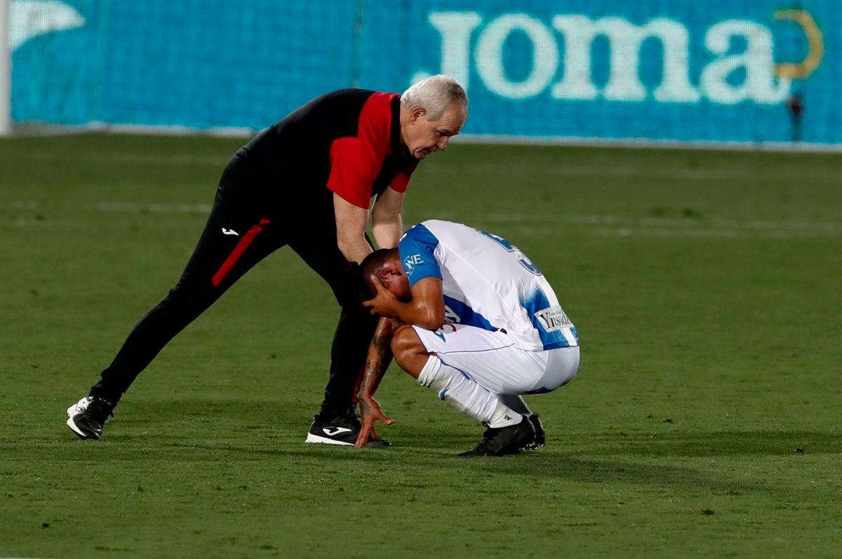 Un drama total: el Leganés de Javier Aguirre tuvo todo en contra y sin embargo peleó hasta el final