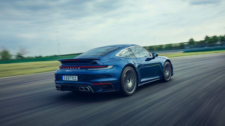 Cuánto supera en velocidad el nuevo Porsche 911 Turbo 2021 al viejo Turbo S