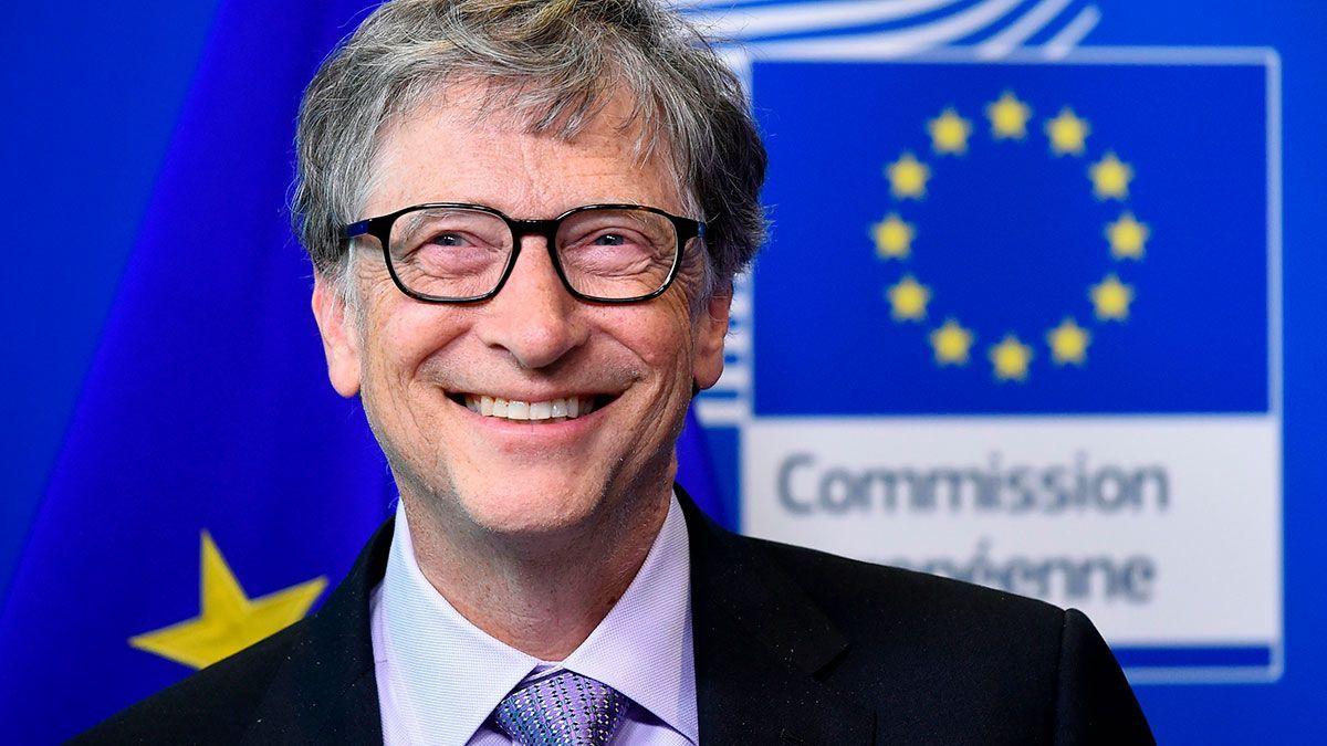 Gates ha donado $300 millones de dólares para combatir el COVID-19.
