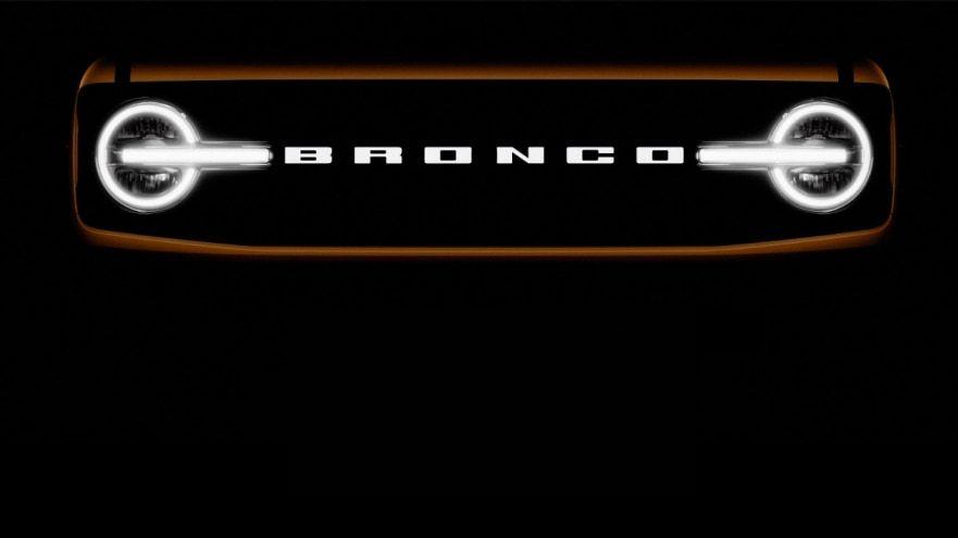 """Una gran lista de especificaciones y opciones para la Ford Bronco 2021 ha sido """"decodificada"""""""