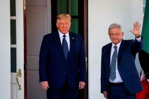 Gobierno de AMLO niega ser cómplice de política migratoria de Trump, tras duras acusaciones