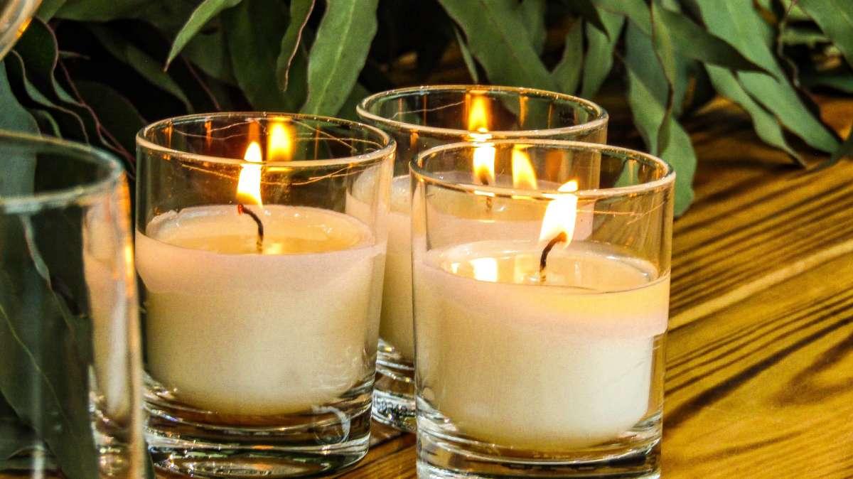 Conoce el místico significado de las velas blancas y 3 formas de usar de  poder | La Opinión