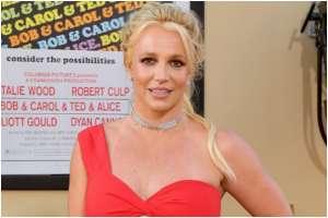 Britney Spears impacta al mostrarse 'topless' en su cuenta de Instagram