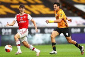 Cayó el Wolverhampton: A Raúl Jiménez se le están escapando el título de goleo y la Champions League