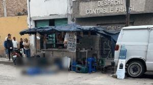 """Matan a tres hombres en un puesto de tacos en Guanajuato, bastión de """"El Marro"""""""