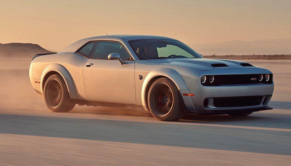 Dodge Challenger SRT 2020. Crédito: Cortesía Dodge.