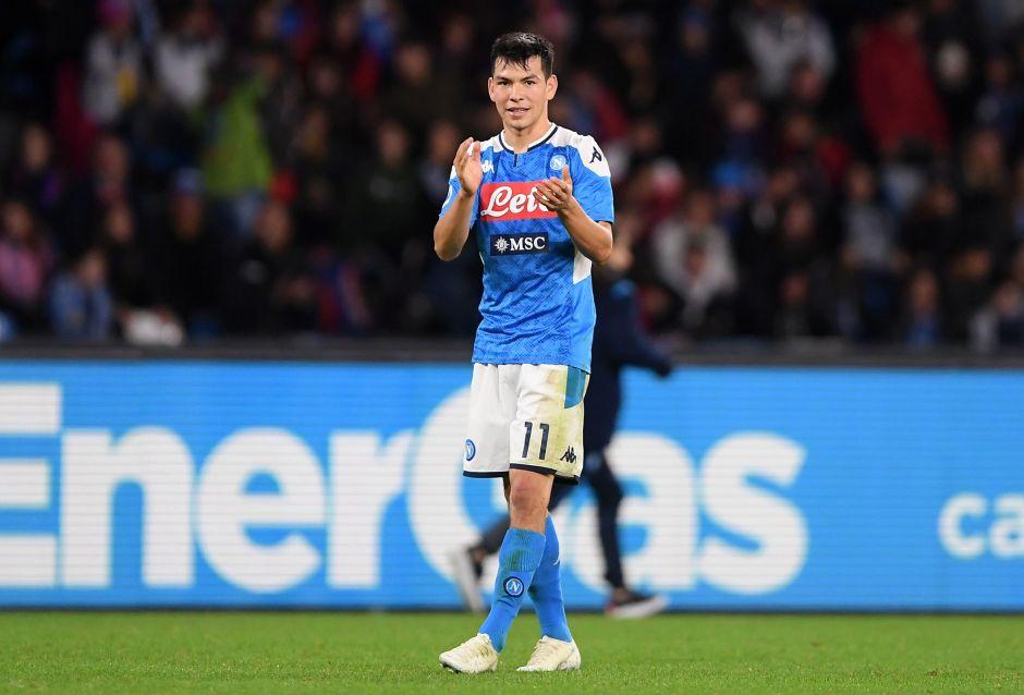 """Ya decidió: Gattuso prefiere a """"Chucky"""" Lozano como extremo"""