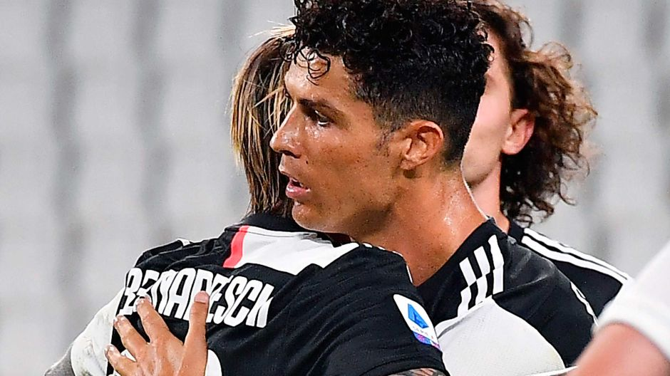 Adiós, Bota de Oro: Cristiano Ronaldo se fue en blanco ante el Cagliari y el sueño se desvanece