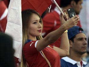 En body verde y luciendo su espectacular retaguardia, Daniella Chávez provoca fantasías en sus fans