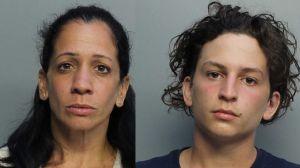Arrestan a una madre y a su hijo por matar a su marido en una zona latina de Miami