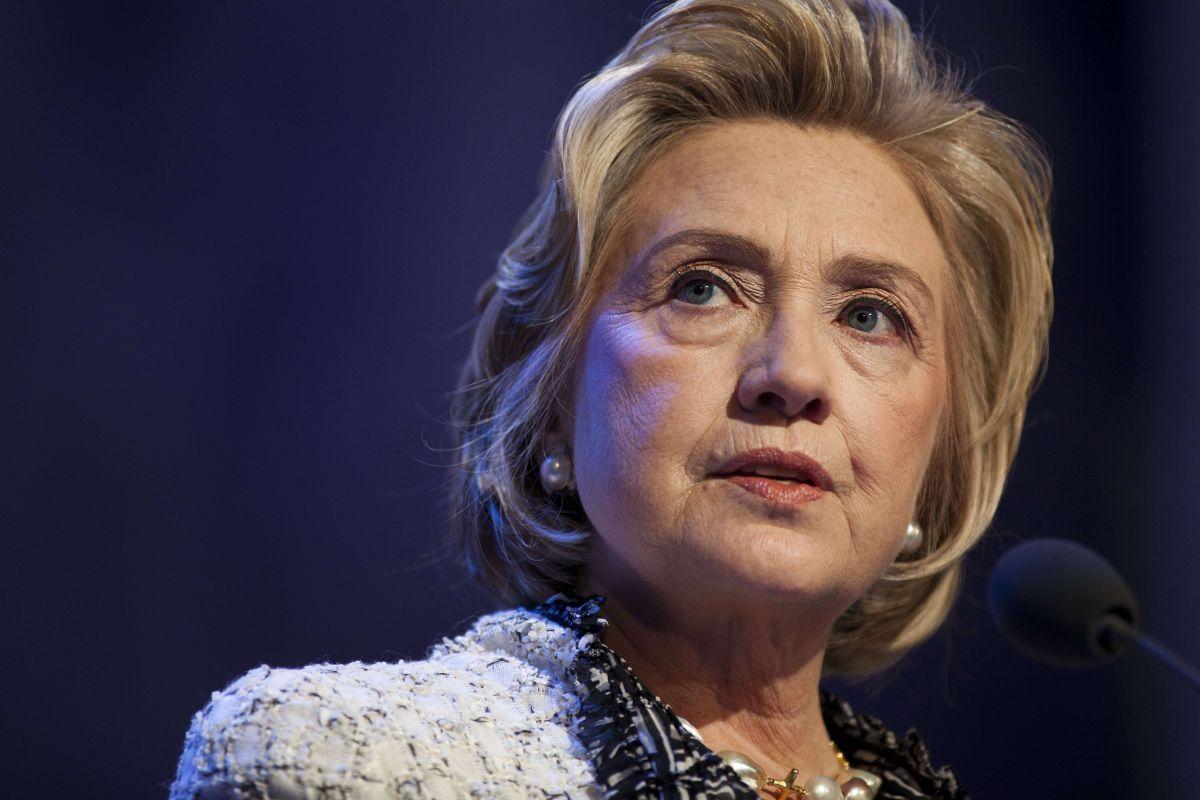 Hillary Clinton advierte que Trump podría rechazar su derrota e irse de la Casa Blanca