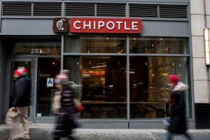 Las ventas de Chipotle se van a las nubes gracias a los pedidos en línea