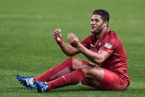 """El futbolista brasileño """"Hulk"""" está más musculoso que nunca y presume transformación física"""