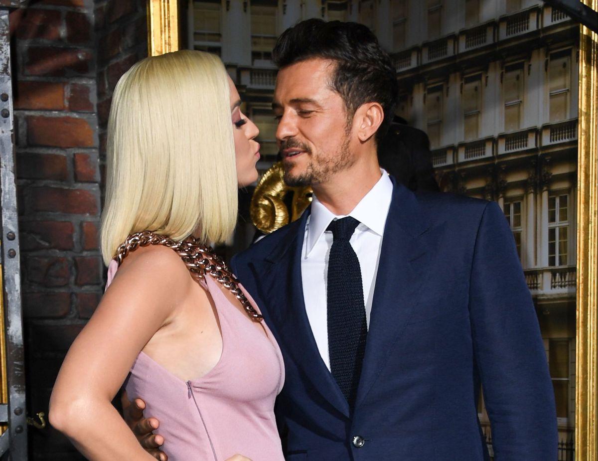 Katy Perry elogia públicamente a Orlando Bloom por su maravilloso papel como padre de la pequeña Daisy