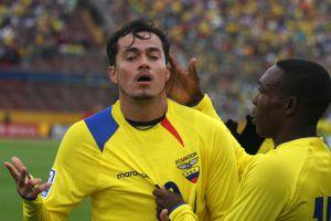 La edad está en la mente: el ecuatoriano Iván Kaviedes vuelve al fútbol profesional a los 42 años