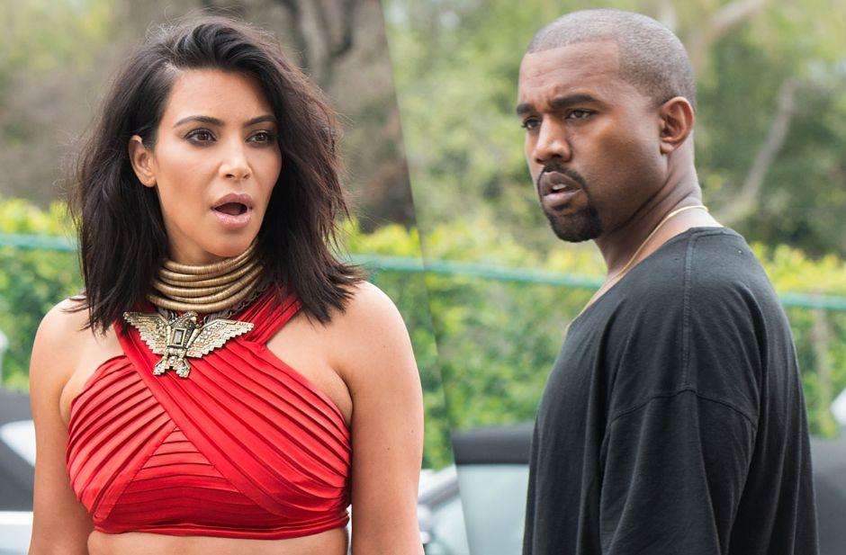 Kim Kardashian ya tendría abogados para empezar su divorcio de Kanye West