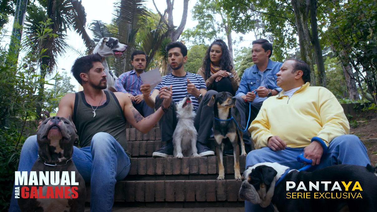 """Litzy regresa con """"Manual Para Galanes"""", nueva serie de Pantaya. / Foto: Pantaya"""
