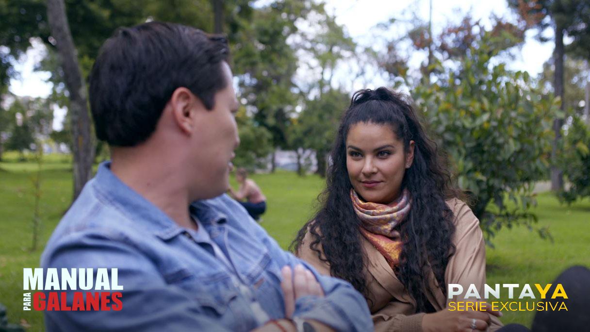 """Litzy regresa con """"Manual Para Galanes"""", nueva serie de Pantaya. / Foto: Lionsgate"""