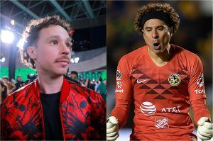 """No me chin... yo sí le meto al gym"": Memo Ochoa hace pedazos al youtuber Luisito Comunica"